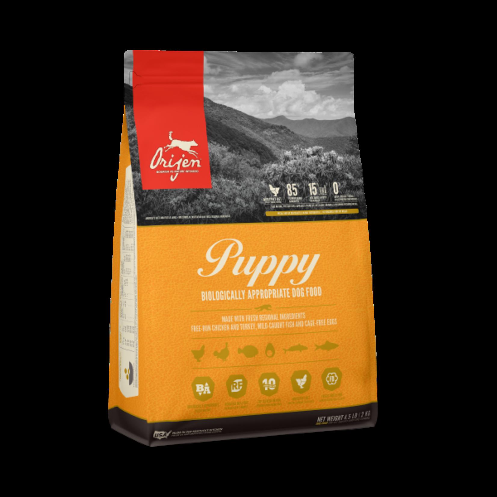 Champion Pet Foods Orijen Dog GF USA Puppy 4.5#