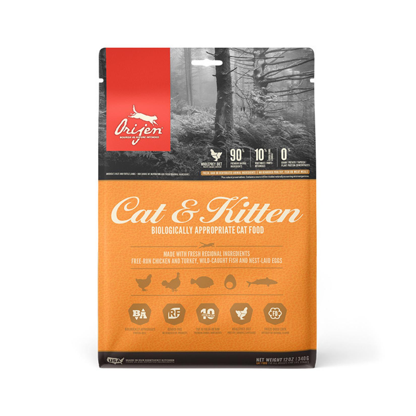 Champion Pet Foods Orijen Cat & Kitten 12 OZ