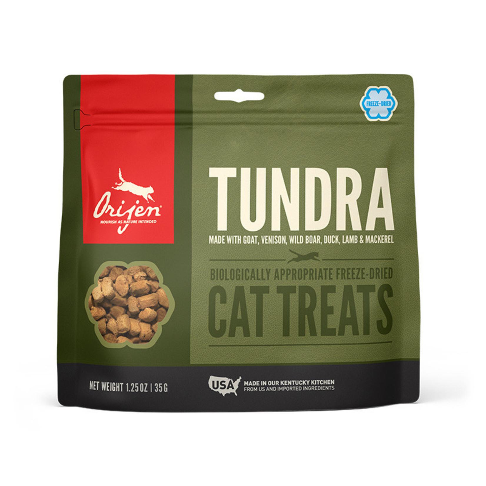 Champion Pet Foods Orijen Cat Freeze-dried Tundra Treat 1.25 OZ