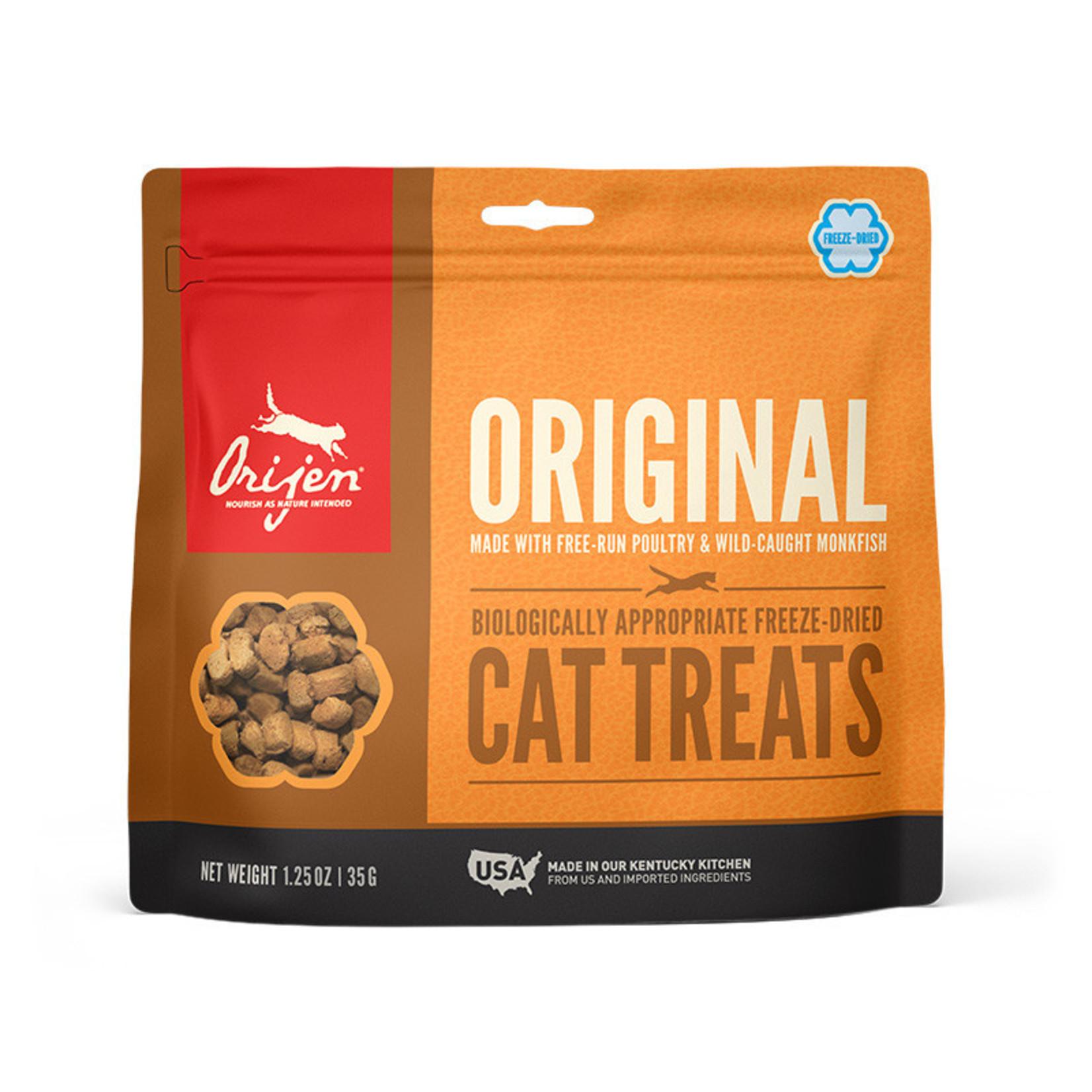 Champion Pet Foods Orijen Cat Freeze-dried Original Treat 1.25 OZ