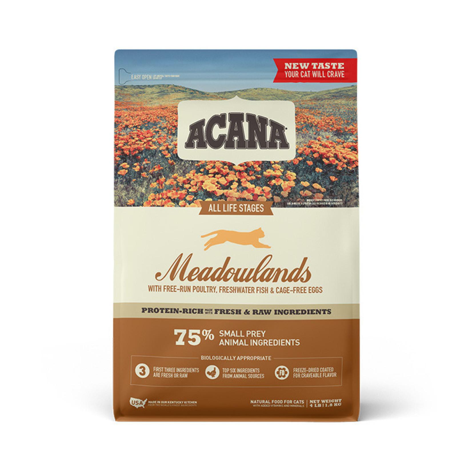 Champion Pet Foods Acana Cat Meadowlands 12 OZ