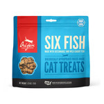 Champion Pet Foods Orijen Cat Freeze-dried Six Fish Treat 1.25 OZ