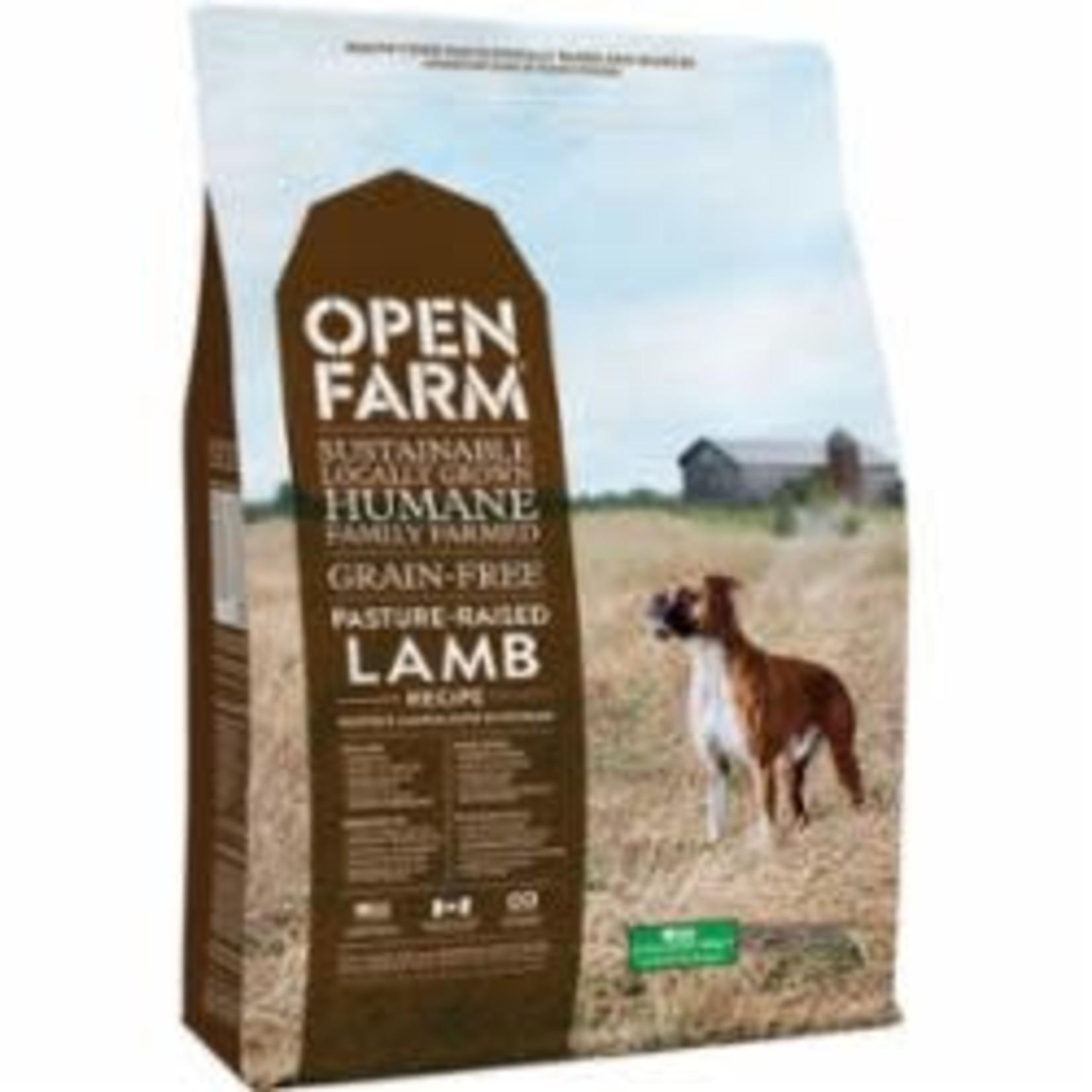 Open Farm Open Farm Dog Grain Free Lamb 12#
