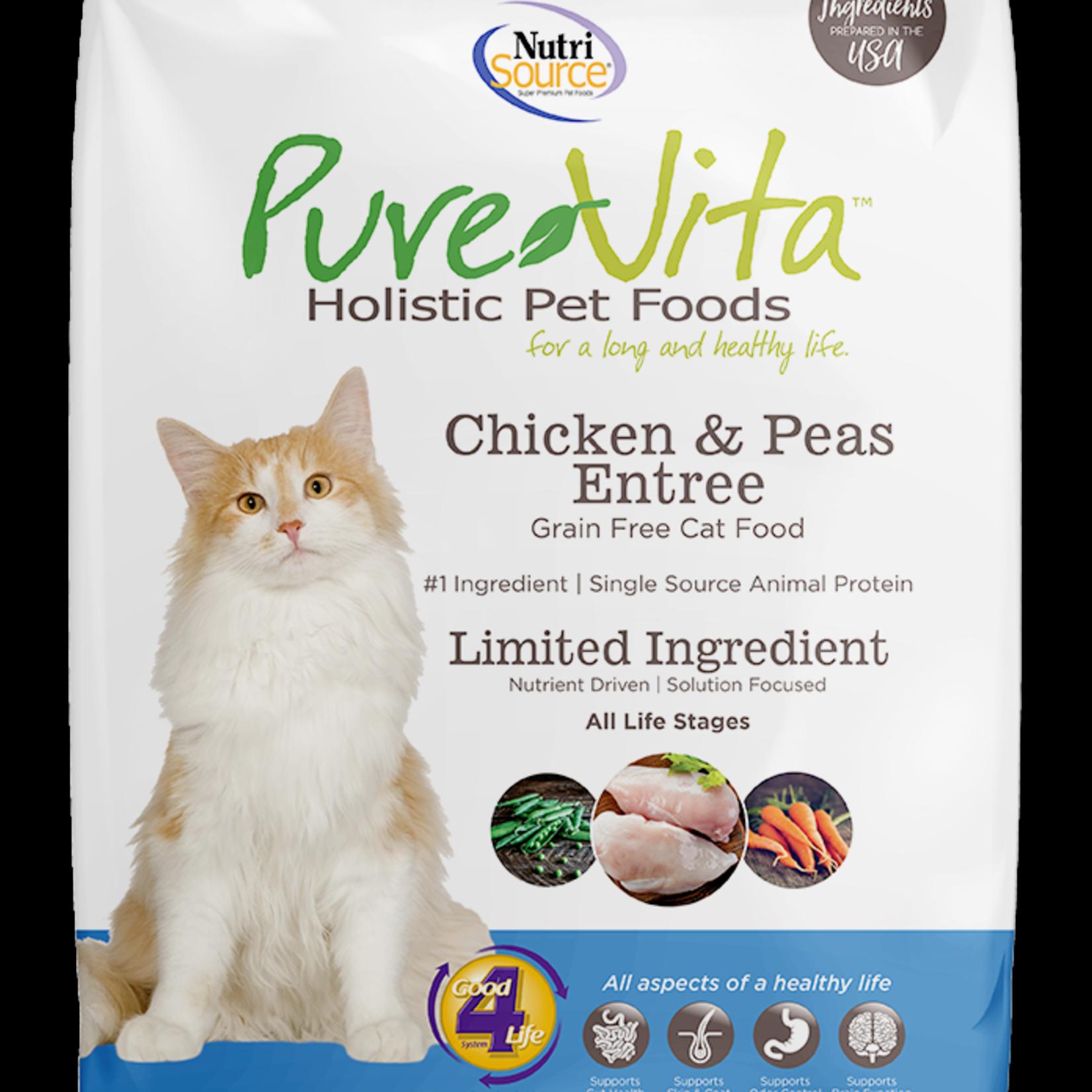 PureVita Pure Vita Cat GF Chicken 6.6#