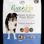 PureVita Pure Vita Dog GF Turkey & Sweet Potato 5#