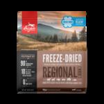 Champion Pet Foods Orijen Dog Freeze-dried Regional Red Diet 16 OZ