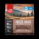 Champion Pet Foods Orijen Dog Freeze-dried Regional Red Diet 6 OZ