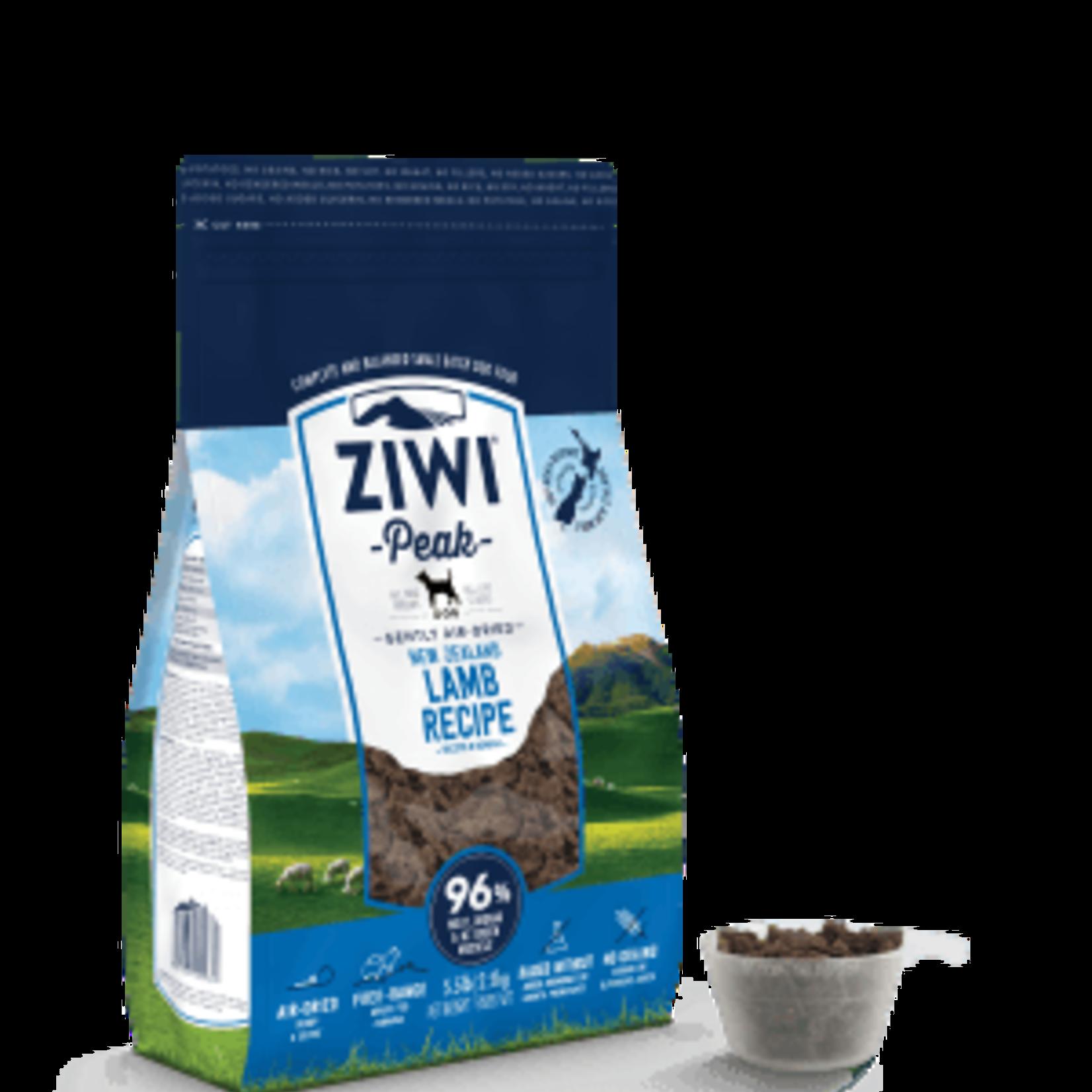 Ziwi Peak Ziwi Peak Dog Air-Dried Lamb 16 OZ