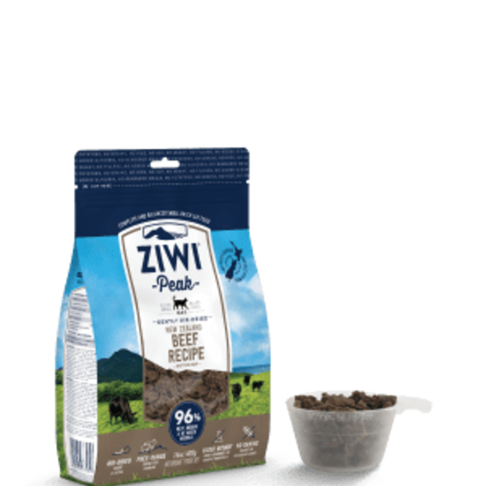 Ziwi Peak Ziwi Peak Cat Air-Dried Beef 14 OZ