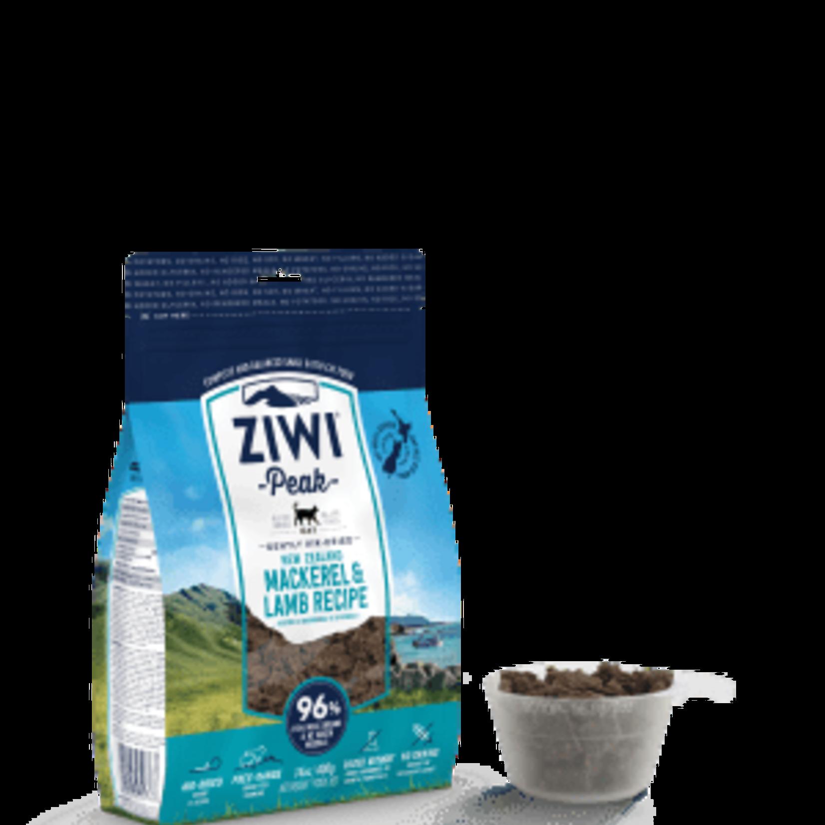 Ziwi Peak Ziwi Peak Cat Air-Dried Mackerel & Lamb 14 OZ
