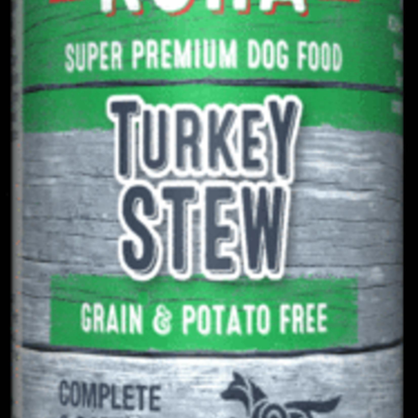 Koha Koha Dog Grain Free Stew Turkey 12.7 OZ