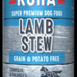 Koha Koha Dog Grain Free Stew Lamb 12.7 OZ