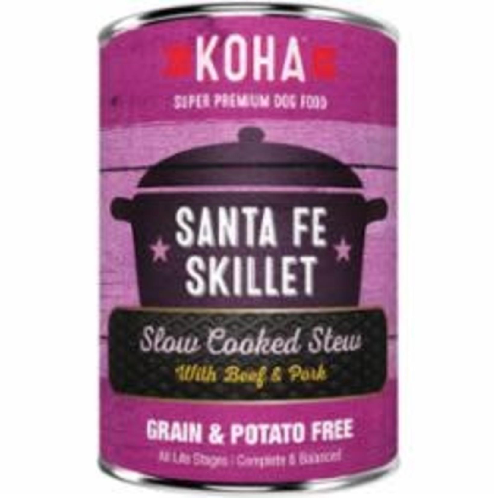 Koha Koha Dog Grain Free Stew Santa Fe Skillet 12.7 OZ
