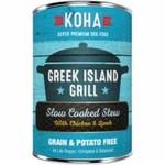 Koha Koha Dog GF Stew Greek Island 12.7 OZ