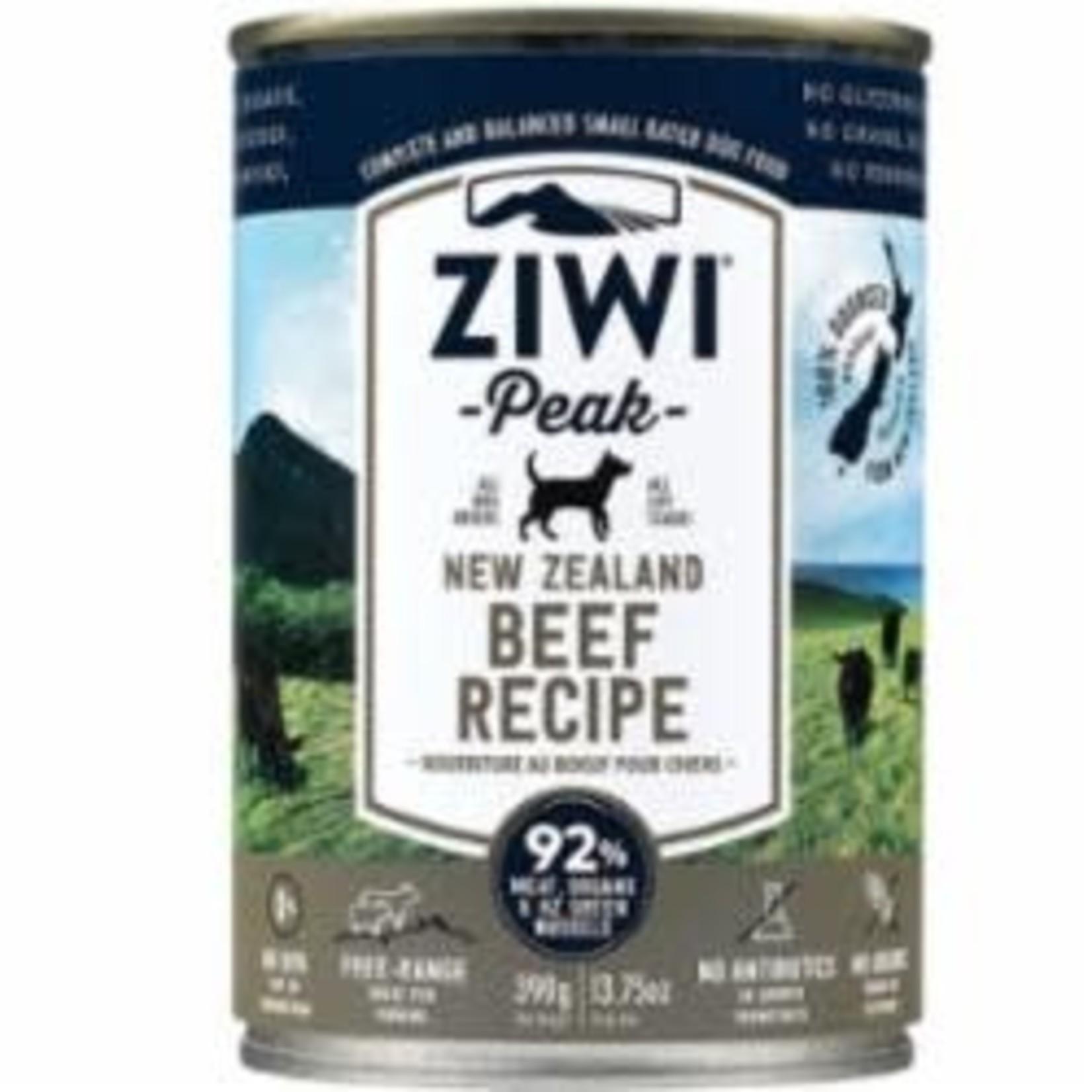 Ziwi Peak Ziwi Dog Grain Free Beef 13.75 OZ