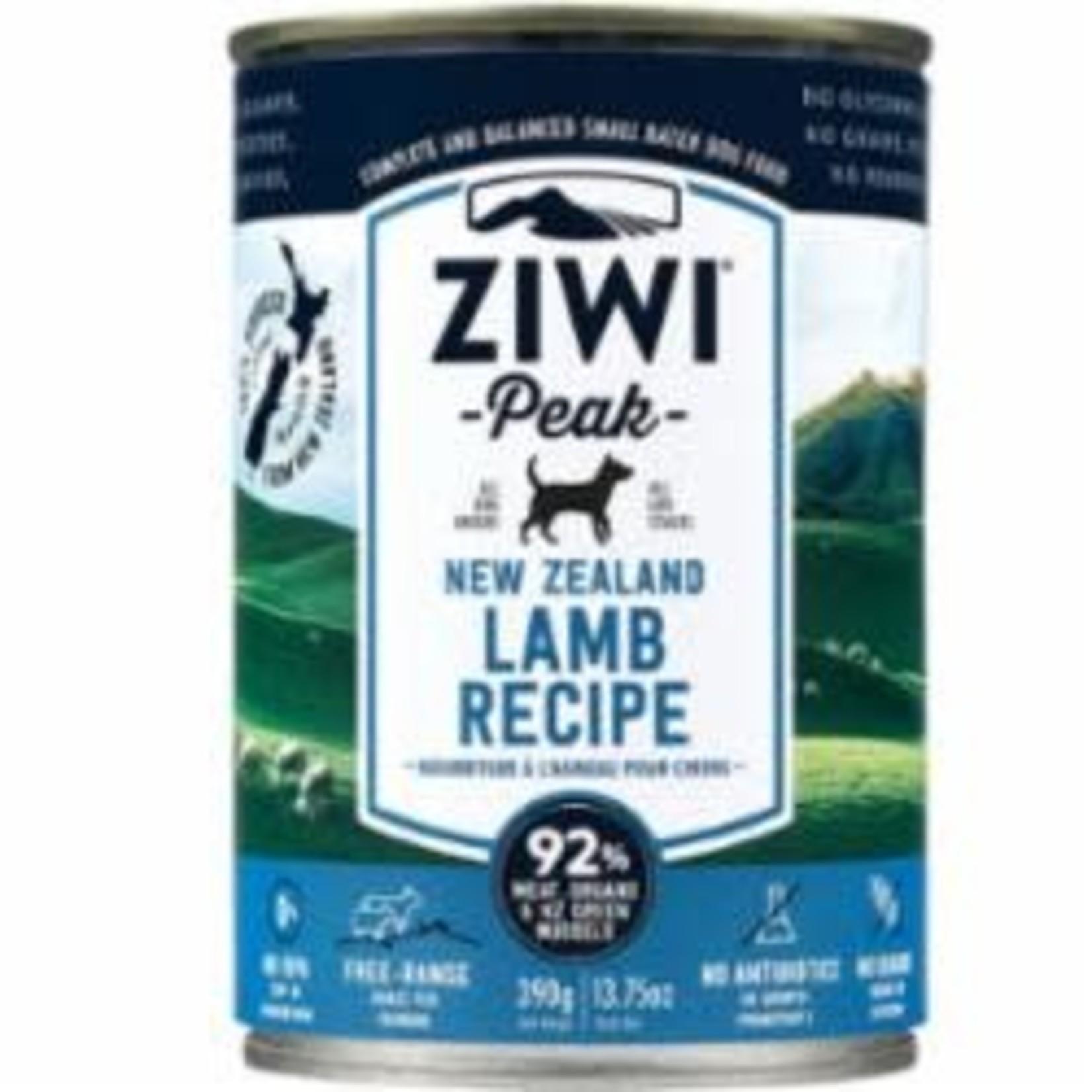 Ziwi Peak Ziwi Dog Grain Free Lamb 13.75 OZ