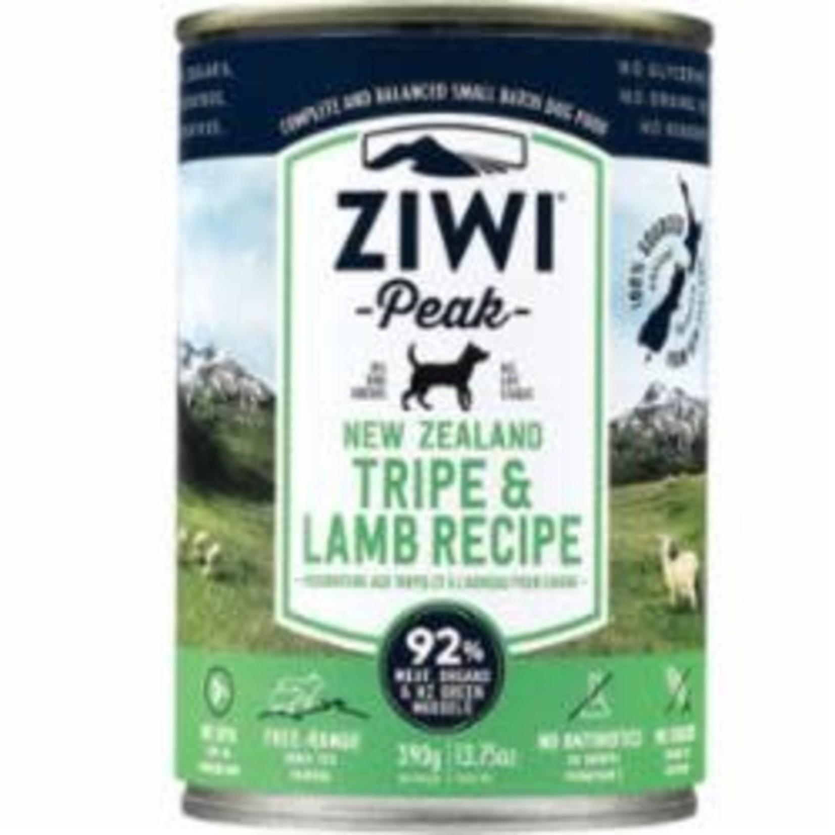 Ziwi Peak Ziwi Dog Grain Free Tripe & Lamb 13.75 OZ