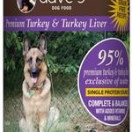 Daves Pet Food Dave's Dog GF 95% Premium Turkey 13 OZ
