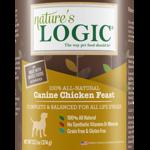 Natures Logic Natures Logic Dog GF Chicken Feast 13.2 OZ