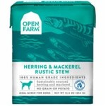Open Farm Open Farm Dog GF Herring & Mackerel Stew 12.5 OZ