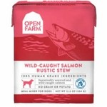 Open Farm Open Farm Dog GF Wild Salmon Stew 12.5 OZ
