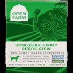 Open Farm Open Farm Dog GF Turkey Stew 12.5 OZ