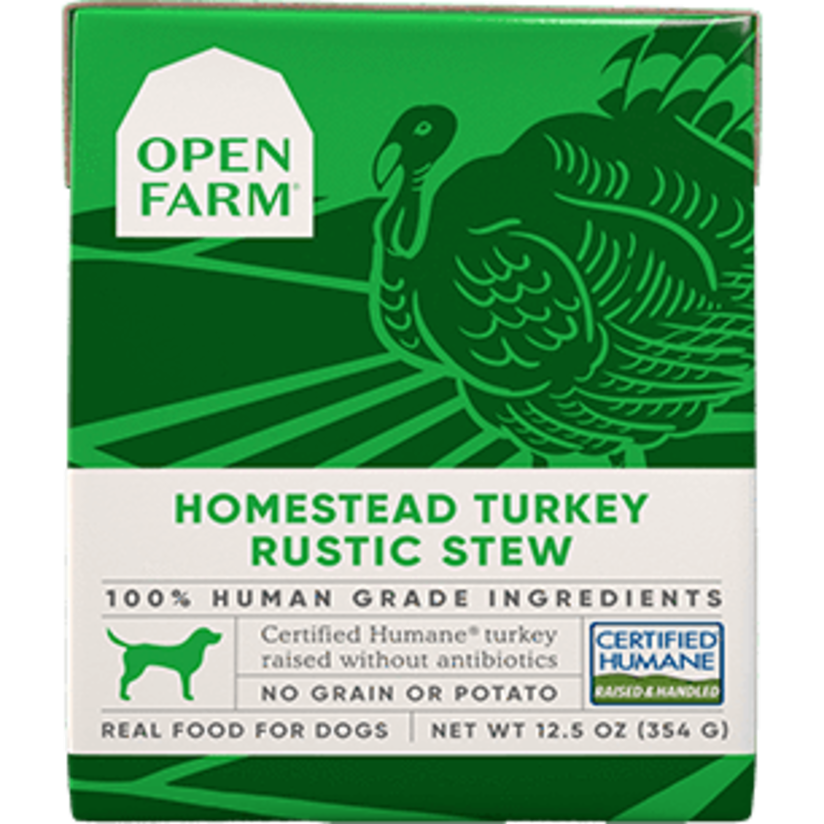 Open Farm Open Farm Dog Grain Free Turkey Stew 12.5 OZ