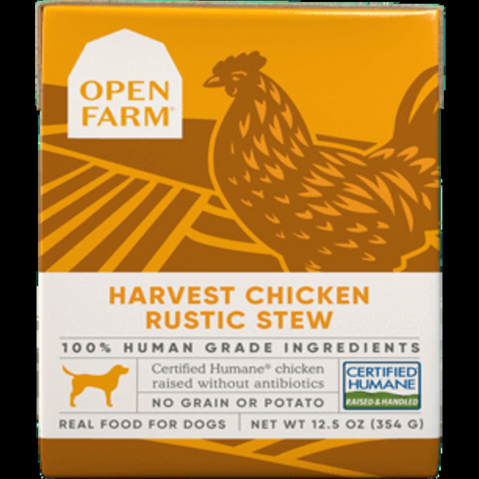 Open Farm Open Farm Dog Grain Free Chicken Stew 12.5 OZ