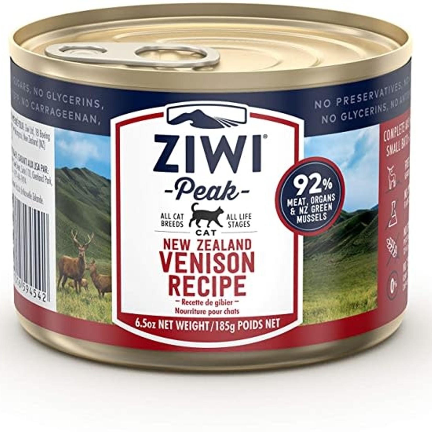 Ziwi Peak Ziwi Peak Cat Grain Free Venison 6.5 OZ