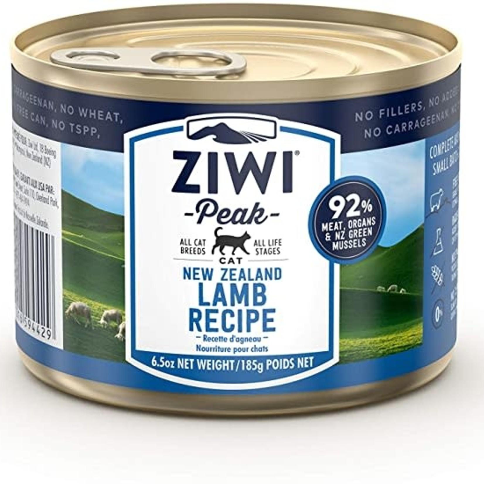 Ziwi Peak Ziwi Peak Cat Grain Free Lamb 6.5 OZ
