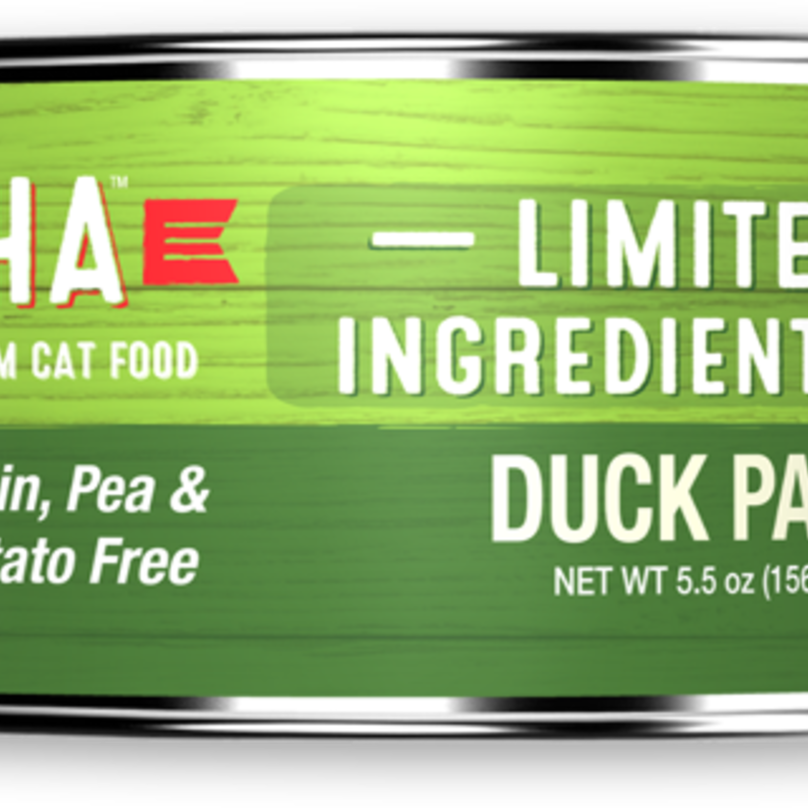 Koha Koha Cat Grain Free  LID Duck Pate 5.5 OZ