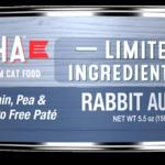 Koha Koha Cat GF LID Rabbit Pate 5.5 OZ