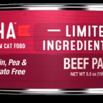 Koha Koha Cat GF LID Beef Pate 5.5 OZ