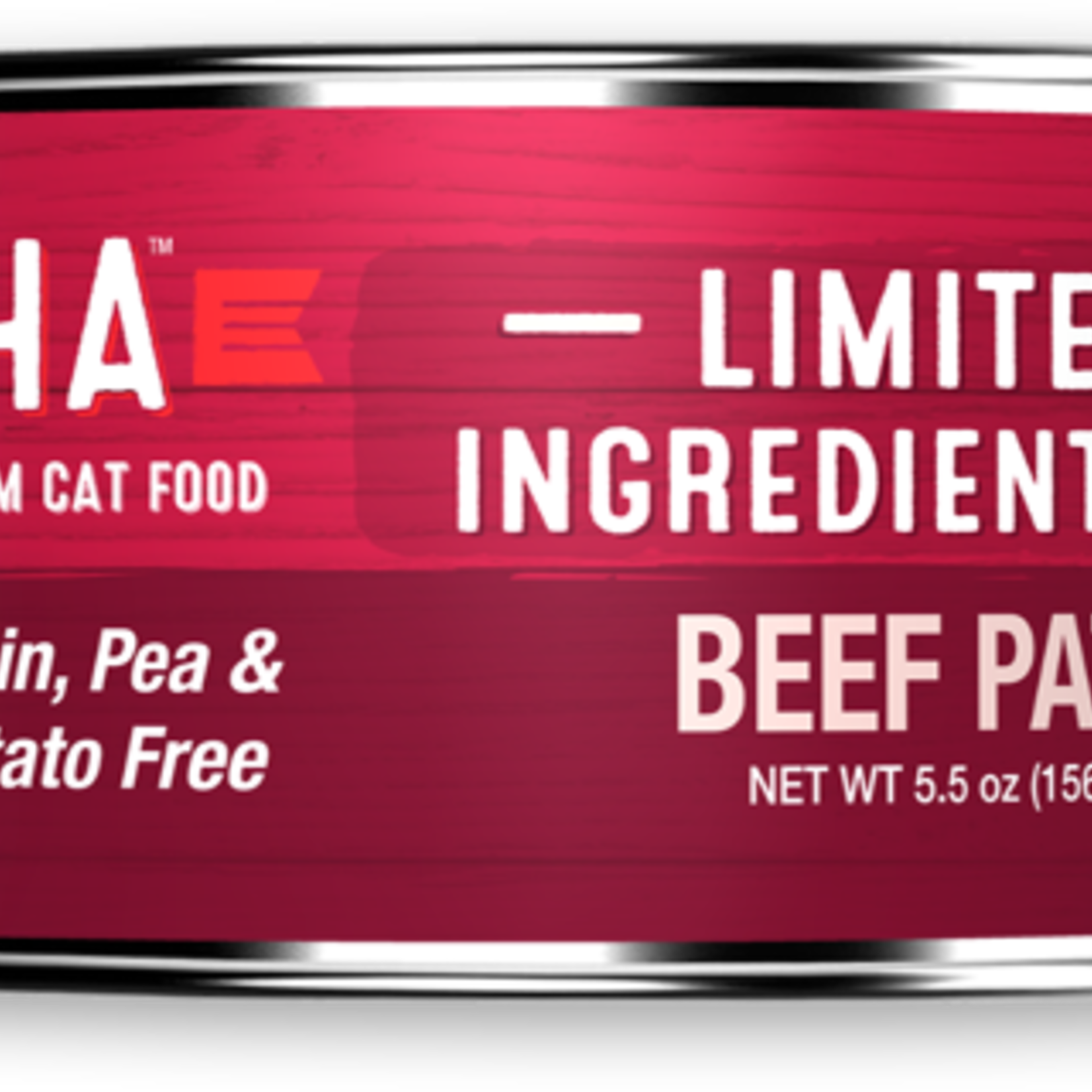 Koha Koha Cat Grain Free LID Beef Pate 5.5 OZ
