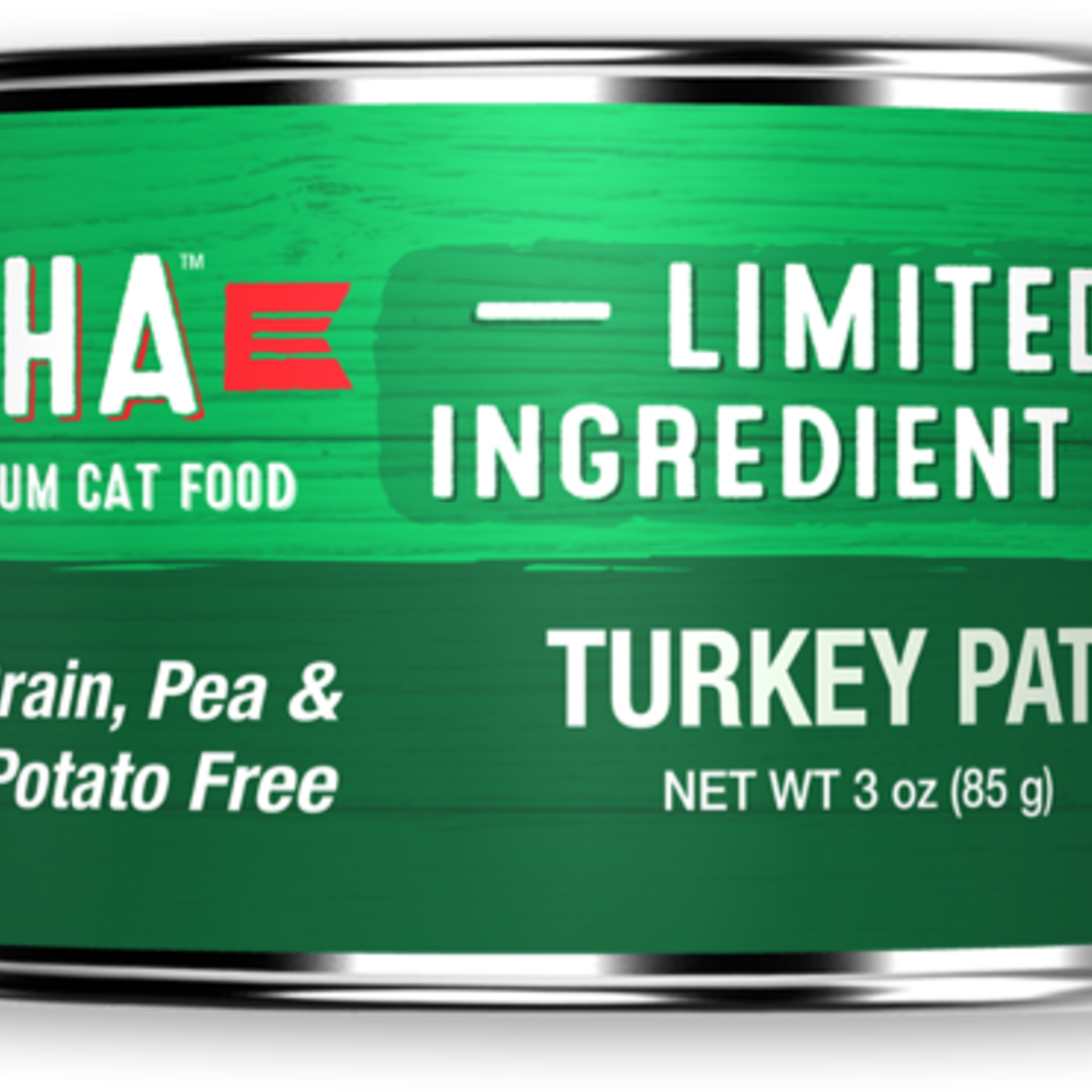 Koha Koha Cat Grain Free LID Turkey Pate 3 OZ