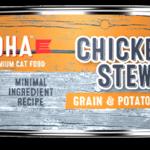 Koha Koha Cat GF Chicken Stew 5.5 OZ