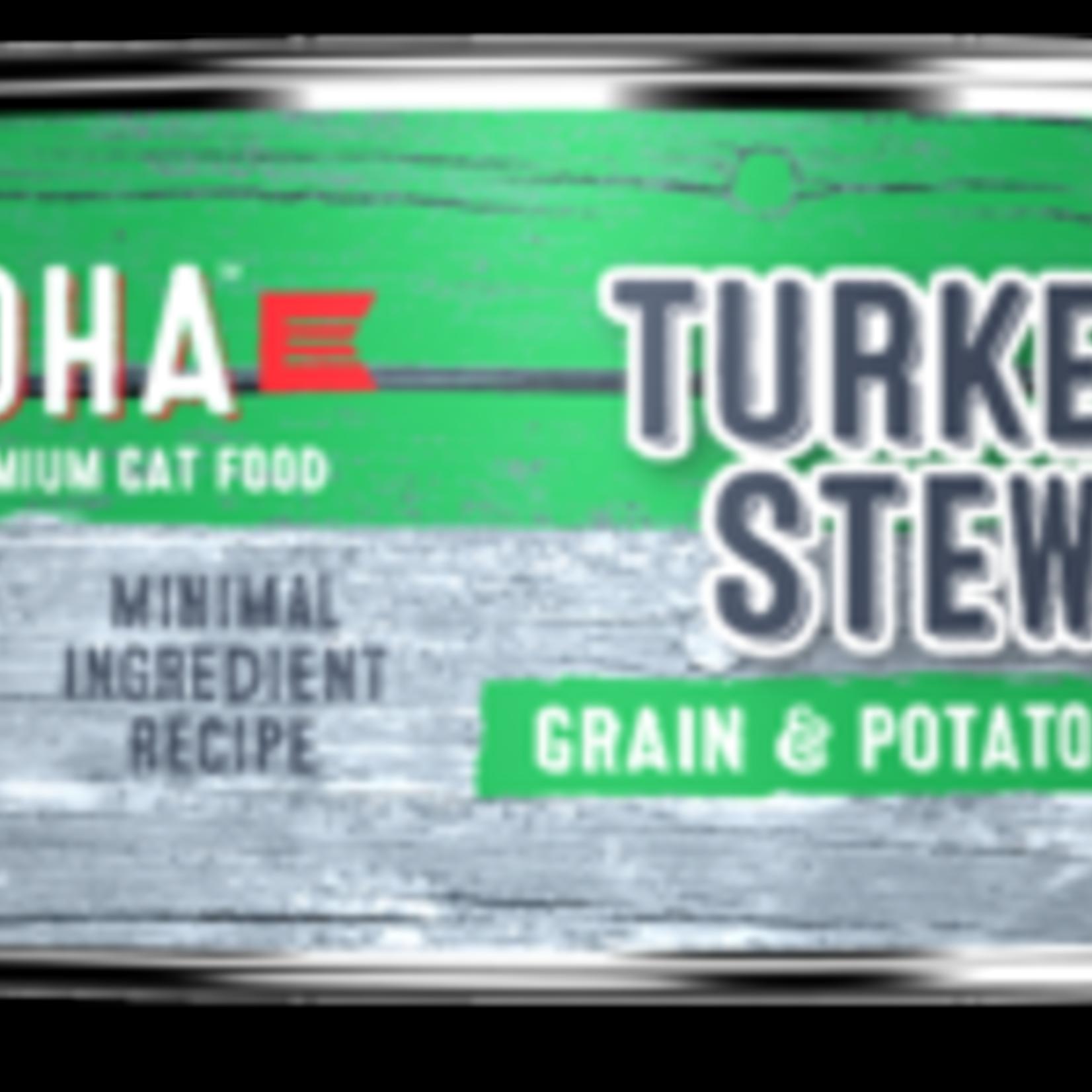 Koha Koha Cat Grain Free Turkey Stew 5.5 OZ