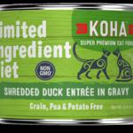 Koha Koha Cat GF LID Shredded Duck 5.5 OZ