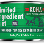 Koha Koha Cat GF LID Shredded Turkey 5.5 OZ