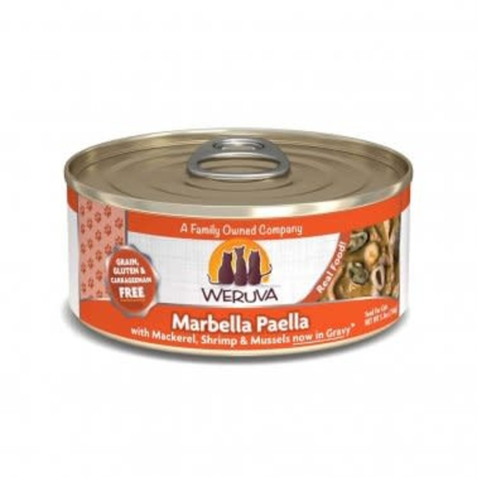 Weruva Weruva Cat Marbella Paella 5.5 OZ