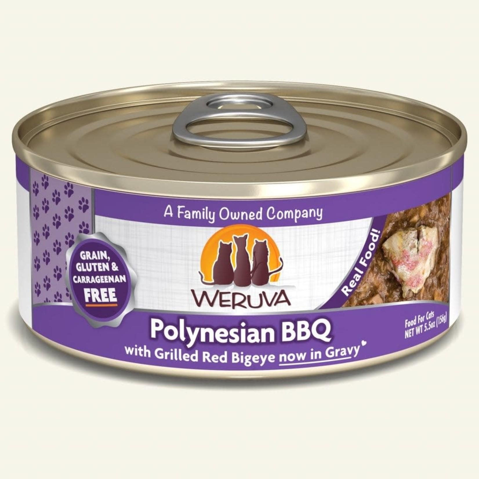 Weruva Inc. Weruva Cat Polynesian BBQ 5.5 OZ
