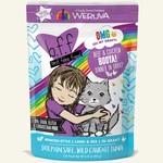 Weruva BFF OMG Cat Beef & Chicken Booya 2.8 OZ Pouch