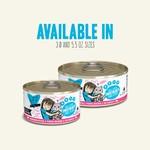 Weruva BFF Cat Tuna & Shrimp Sweethearts 5.5 OZ