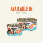 Weruva BFF OMG Cat Chicken & Salmon Crazy 4 U 2.8 OZ