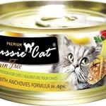 Fussie Cat Fussie Cat Tuna & Anchovies 3 OZ
