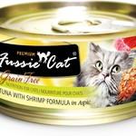 Fussie Cat Fussie Cat Tuna & Shrimp 3 OZ