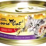 Fussie Cat Fussie Cat Gold Chicken & Duck 3 OZ