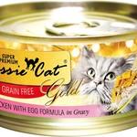 Fussie Cat Fussie Cat Gold Chicken & Egg 3 OZ