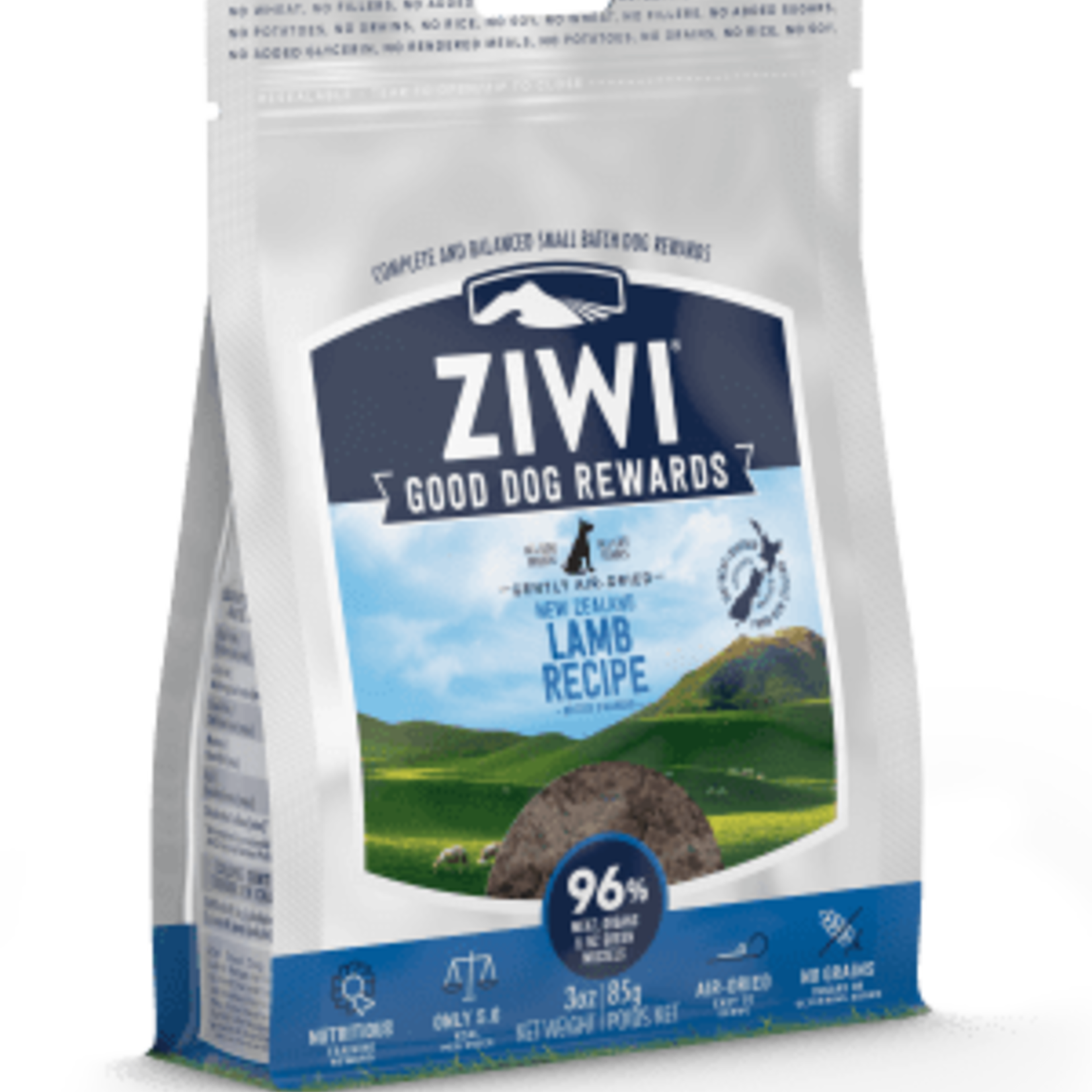 Ziwi Peak Ziwi Peak Dog Lamb Rewards 3 OZ