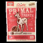 Primal Pet Foods Primal Dog Chicken Shredders 4 OZ